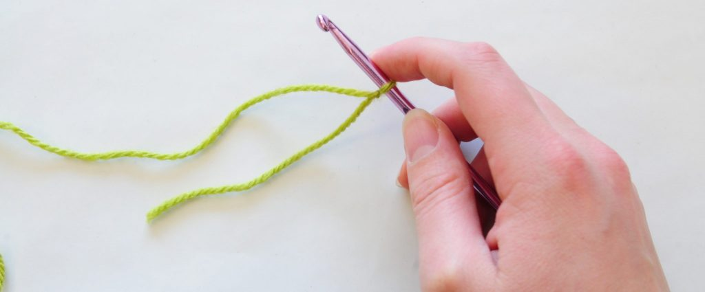 In the second lesson of Crochet basics we'll learn how to make a slip knot two different ways. Join us and learn how to crochet! | Nea Creates